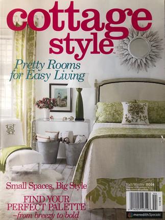 Cottage Style Magazine Fall/Winter 2014