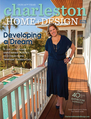 Charleston Home & Design Magazine Spring 2013