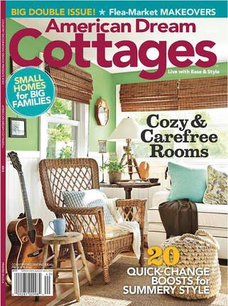 American Dream Cottages Magazine