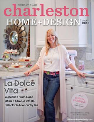 Charleston Home & Design Magazine Winter 2013