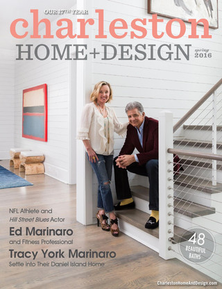 Charleston Home & Design Magazine Spring 2016