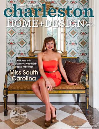 Charleston Home & Design Magazinen Winter 2014