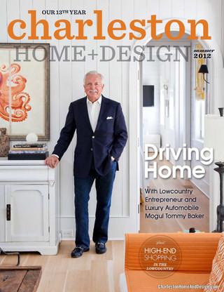 Charleston Home & Design Magazine Summer 2012