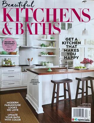 Beautiful Kitchens & Baths Magazine