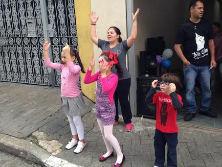 Igreja Metodista em Carapicuíba realiza Dia Para Jesus