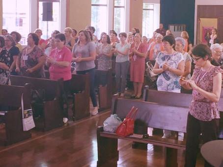 Mulheres Marcadas por Deus Vivem a Missão com Integridade