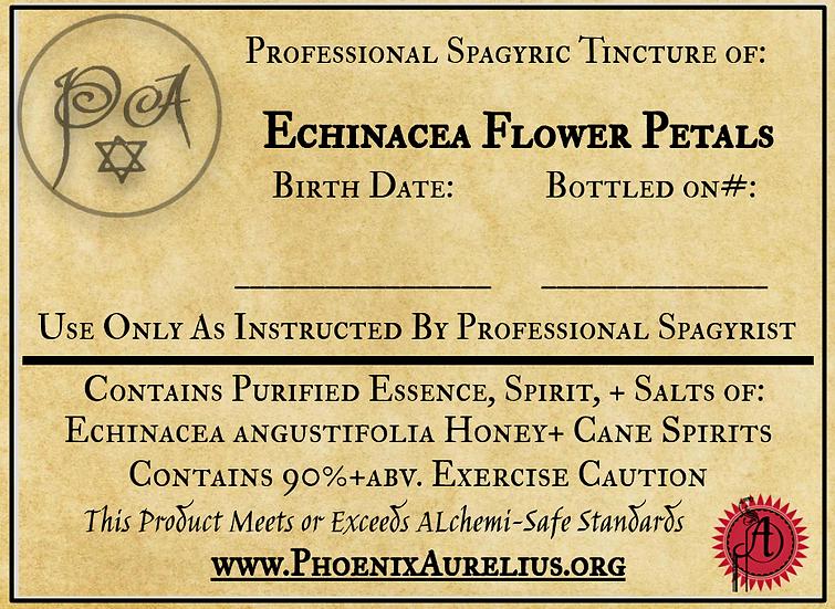 Echinacea Spagyric Tincture