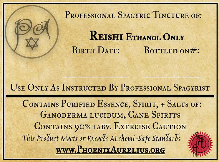 Reishi Spagyric Tincture