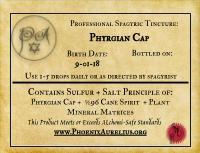 Phyrgian Cap Spagyric Tincture