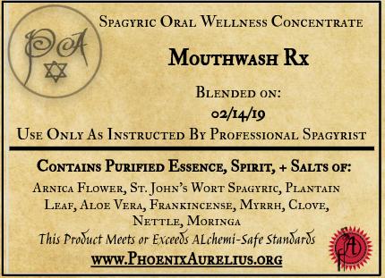 Mouthwash RX