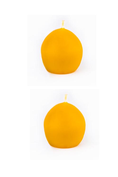 Boule - 2 bougies