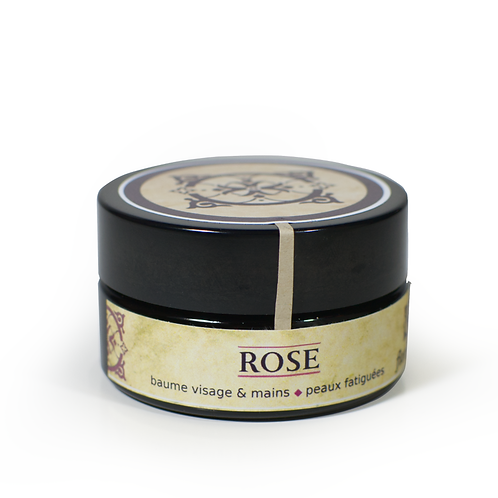 Baume à la rose 30 ml.