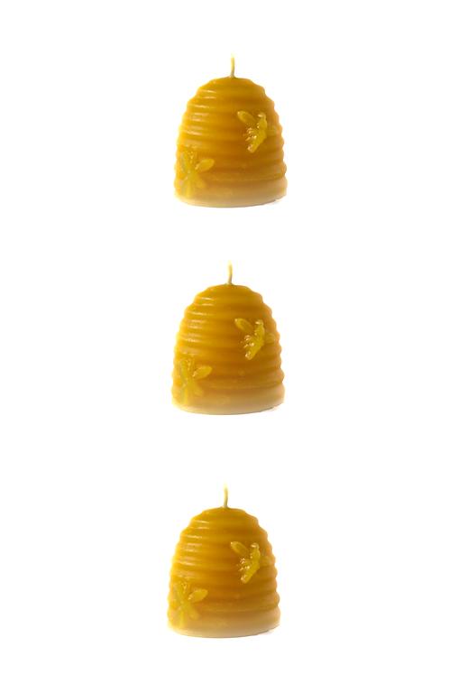Ruche - 3 bougies
