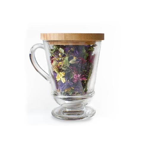 Tisanière florale