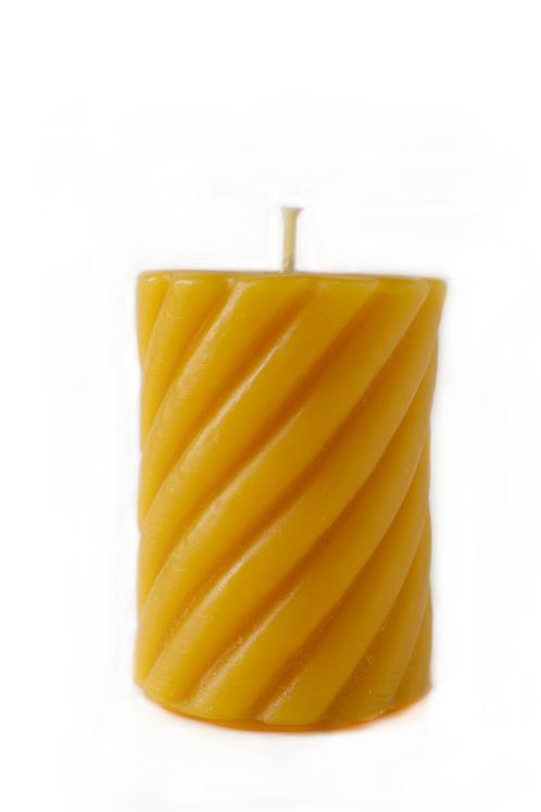 Cylindre torsadée