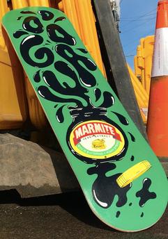 Bespoke Skateboard