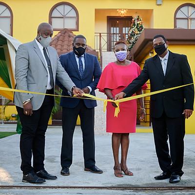 Plumeria Inn Opening
