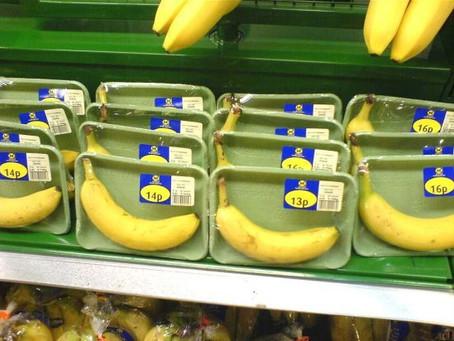 Banana skins: The ultimate packaging innovation