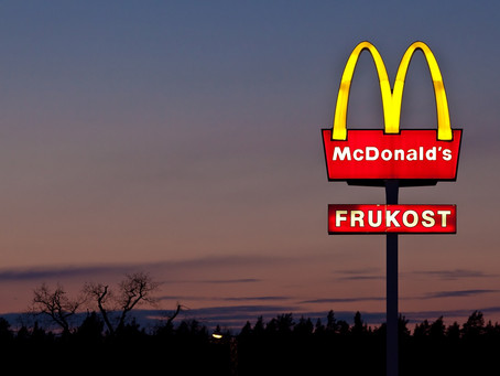 Why McDonald's is taking their brand back to basics