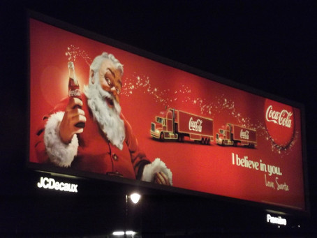 Brand Santa: 7 way the jolly old fat man endures