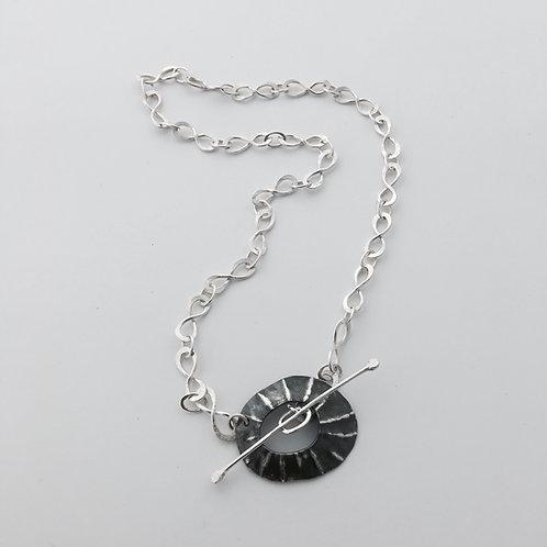 Limpet Clasp Necklace