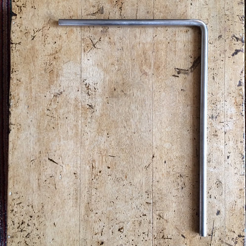 Customise 'L' bar for Stainless Steel