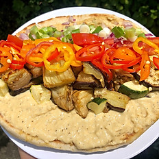 TURKISH SAKSUKA PITA