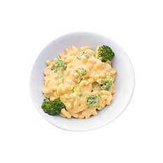 GF MAC & CHEESE WITH BROCCOLI
