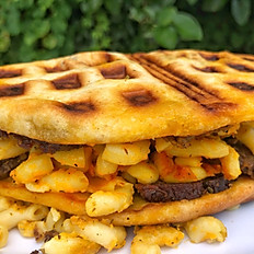 WAFFLED PITA WRAP