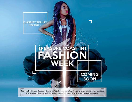 Treasure Coast International Fashion Week