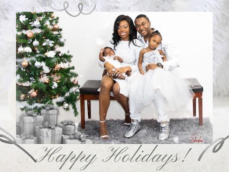 A GLAMMED CHRISTMAS