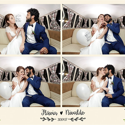 Flávia e Nivaldo - Casamento