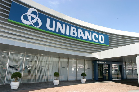 Fachada Unibanco