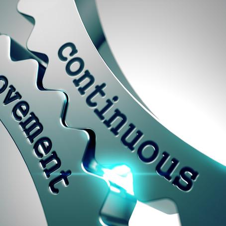 Flexibility = Continuous Improvement