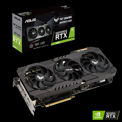 ASUS GEFORCE RTX 3080 TUF-RTX3080-10G-GAMING | 974 | Informatique Réunion | carte graphique 974 | RTX 3080