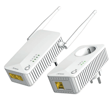 Kit CPL Wi-Fi 500 Strong