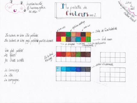 Mes palettes de couleurs #2