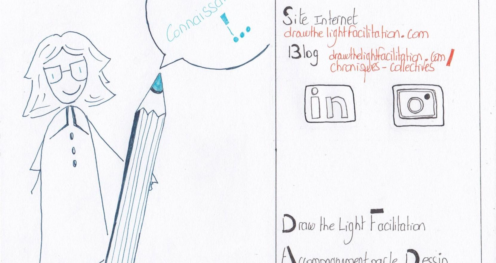 L'accompagnement par le dessin Drawthelight - Mes coordonnées