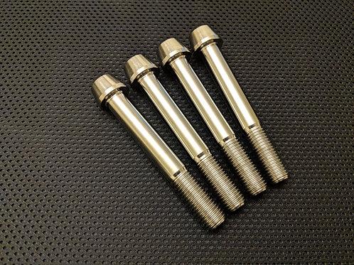 GSXR600 Titanium Front Caliper Taper Socket Bolts 06-10