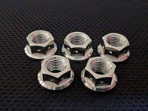 Suzuki Sv650 Rear Sprocket Nut Kit 99-07 Full Options