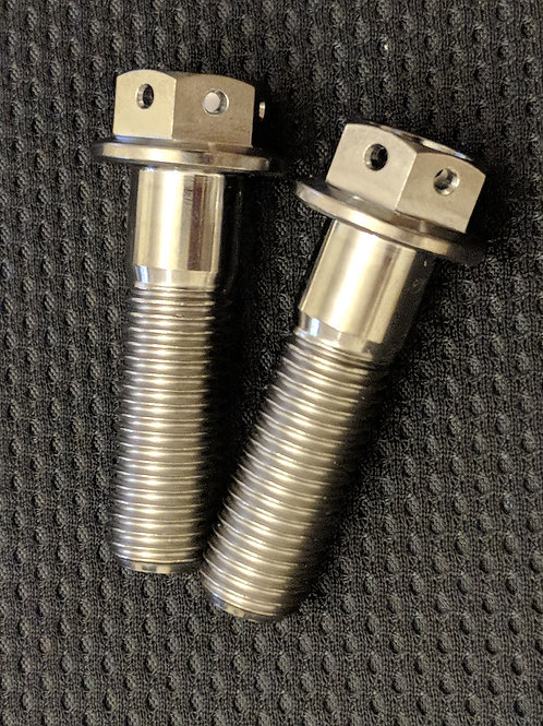 R1 Drilled Rear Caliper Mounting Bolts 98-01 Race Spec