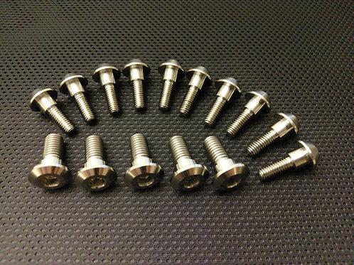 Yamaha MT03 Stainless Steel Full Brake Disc Set 06-18