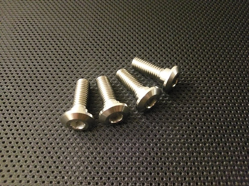 CBR600 Fs1-Fs2 Titanium Rear Disc Bolts
