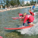 Kids School Surfing 1