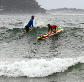 School Surf Survival Course