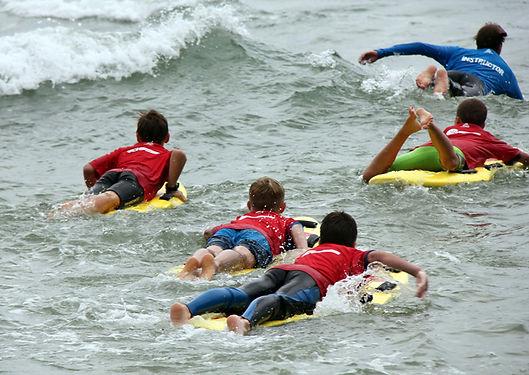 School Surf Survival Courses