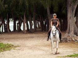 Horse-riding routes