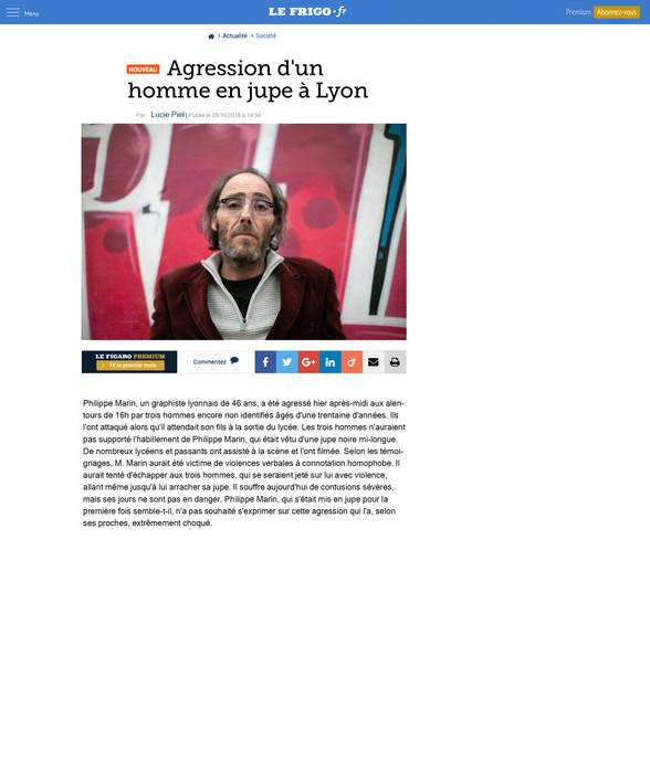 ARTICLE LE FRIGO