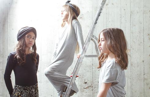FRA 2018 - Goss kids fashion look book FW