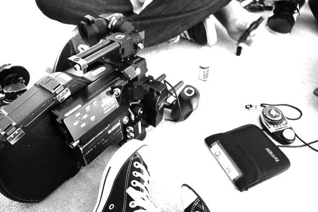 Converses & 16mm